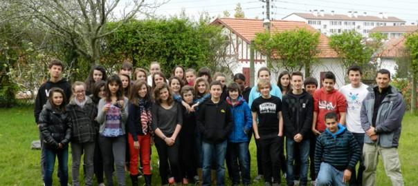 Mare pédagogique - 30 mai 2012