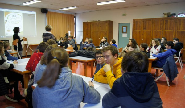 Formation des délégués du Collège février 2014