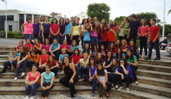 Atelier chorale avril 2014 - 1