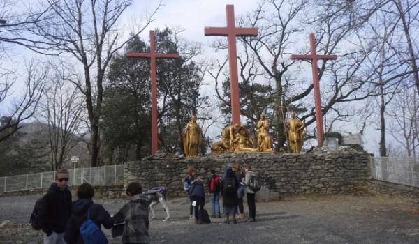 Sortie à Lourdes 6ème 2014 - 1