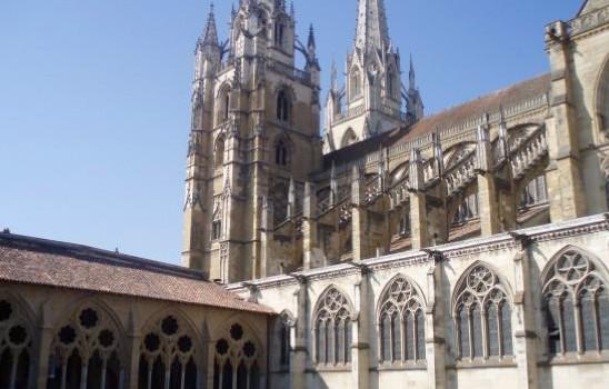 Classe de seconde Largenté - Visite médiévale - 1