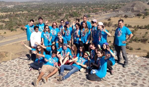 Association Sem'jeunes - Mexico 2