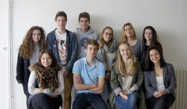 Lycée Largenté Bayonne - Bureau du Lycée