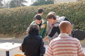 Lycée Bayonne Largenté - Opération Frites - Pommes 2014 - 2