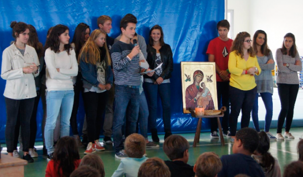 kermesse missionnaire septembre 2014